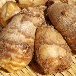 高血圧予防やダイエットの強い味方のサトイモ