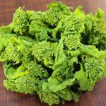 ガンを抑制し、ビタミン・ミネラルバランスが抜群な菜花(菜の花)